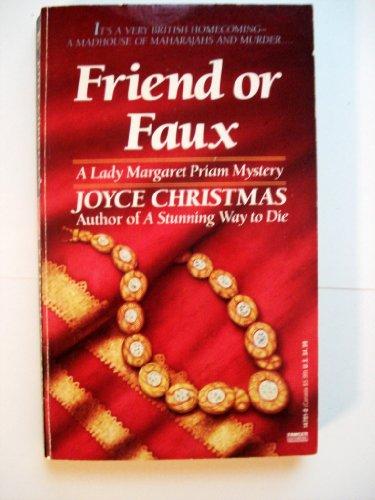 Friend or Faux: Joyce Christmas