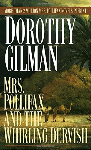 9780449147603: Mrs. Pollifax and the Whirling Dervish