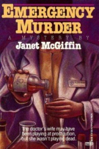 9780449147641: Emergency Murder