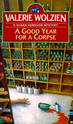 Good Year for a Corpse (0449148335) by Valerie Wolzien