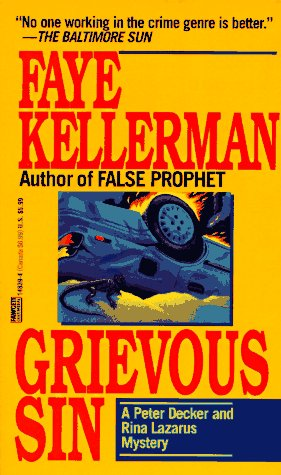 9780449148396: Grievous Sin