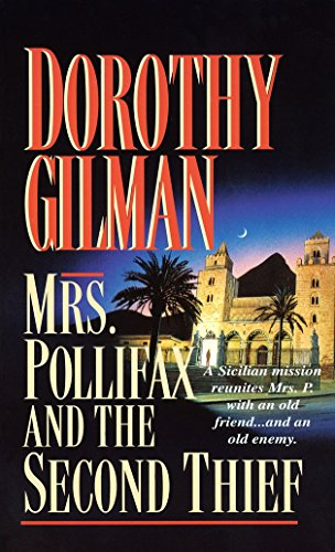 9780449149058: Mrs. Pollifax and the Second Thief