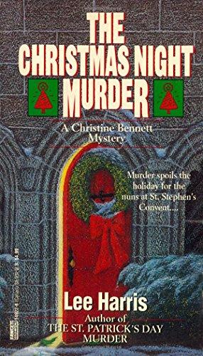 9780449149225: The Christmas Night Murder (Christine Bennett Mysteries)