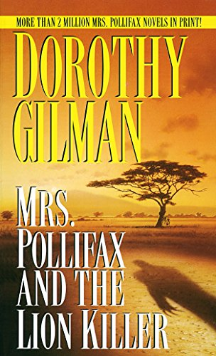 9780449150047: Mrs. Pollifax and the Lion Killer (Mrs. Pollifax Mysteries)