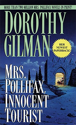 Mrs Pollifax, Innocent Tourist