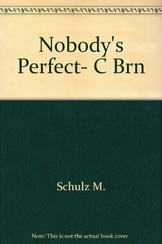 9780449200353: Nobody's Perfect, Charlie Brown