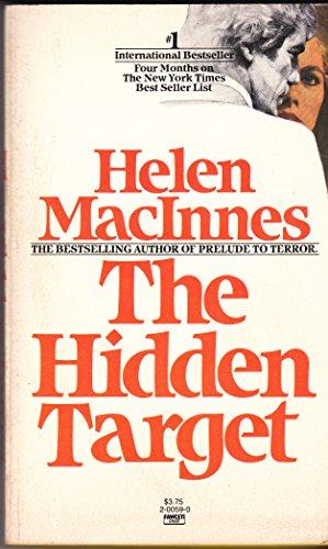 9780449200599: The Hidden Target