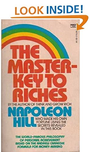 9780449200759: Master Key to Riches