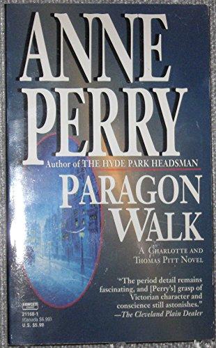 9780449201107: Paragon Walk