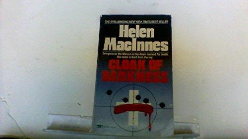 9780449201152: Cloak of Darkness