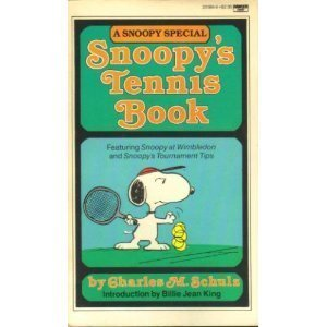 9780449201862: Snoopy's Tennis Book