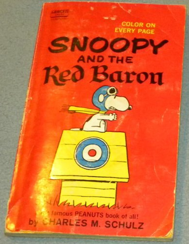 9780449203170: Snoopy and the Red Baron