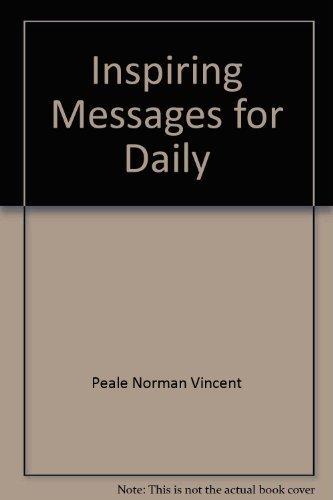 9780449203675: Inspiring Messages For Daily Living