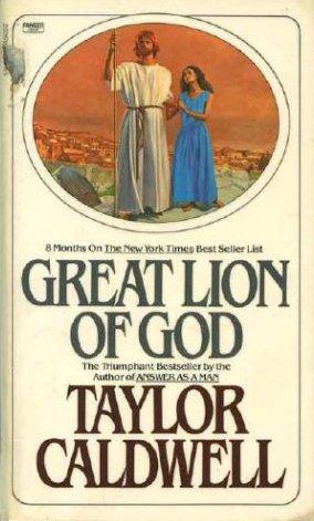 9780449203699: Great Lion of God