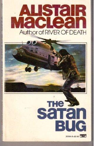 9780449203941: The Satan Bug