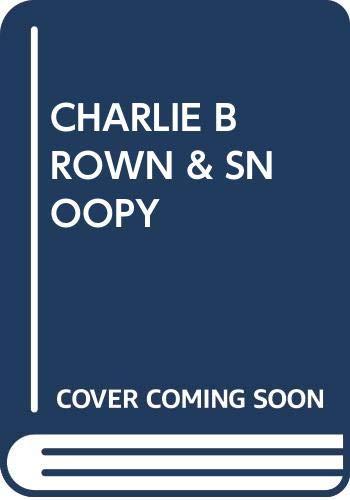 9780449204108: Charlie Brown & Snoopy