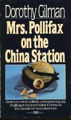 9780449204177: MRS POLLIFAX ON CHINA