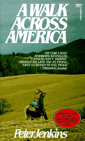 9780449204559: A Walk Across America