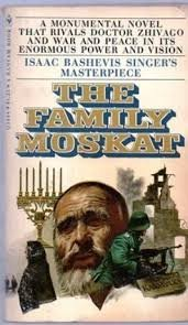 9780449204665: The Family Moskat