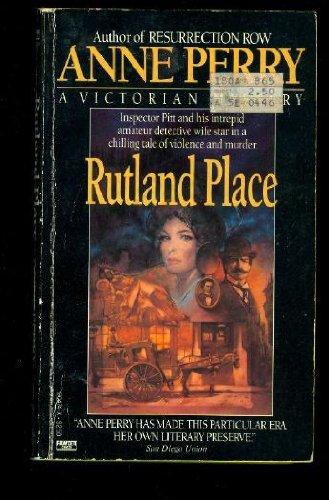 9780449204740: RUTLAND PLACE