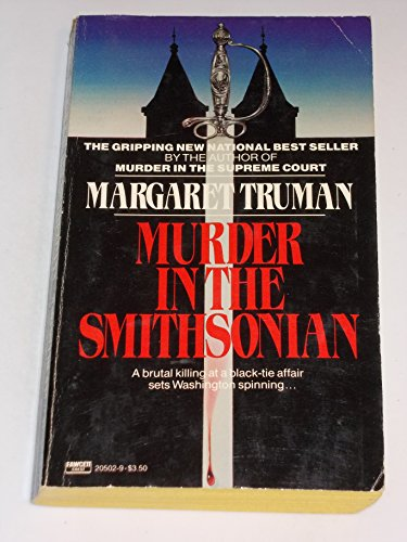 Murder in the Smithsonian (Capital Crime Mysteries): Truman, Margaret