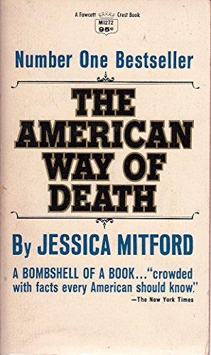 9780449205457: American Way of Death