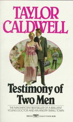 9780449205723: Testimony of Two Men