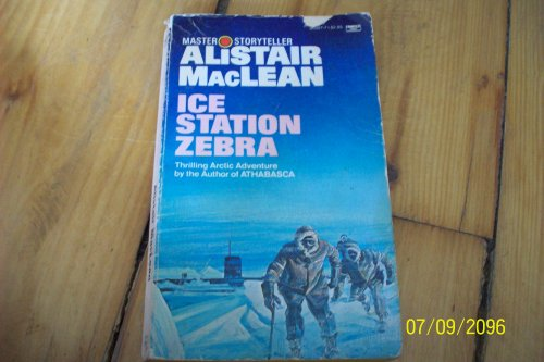 9780449205761: Ice Station Zebra