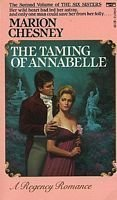 9780449205815: The Taming of Annabelle
