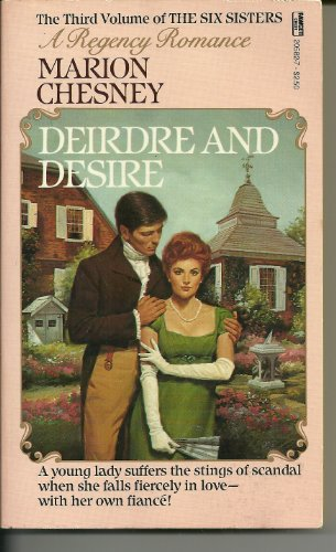 9780449205822: Deirdre and Desire (Third Volume of The Six Sisters)