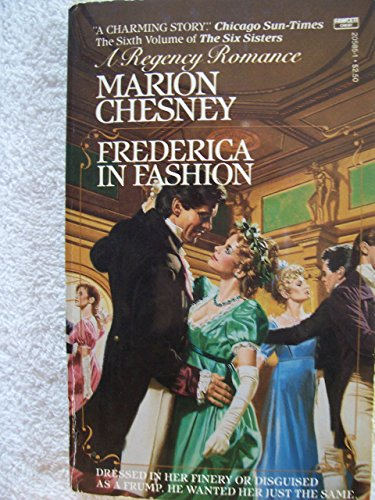 9780449205853: Frederica in Fashion (Regency Romance)