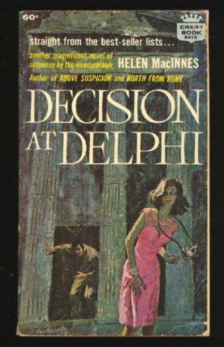 9780449206102: Decision at Delphi
