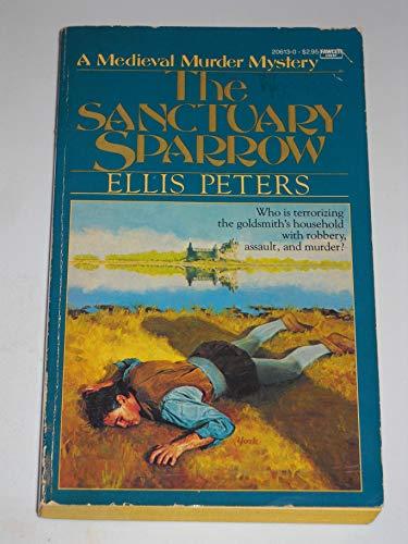 9780449206133: THE SANCTUARY SPARROW