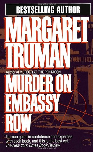 9780449206218: Murder on Embassy Row (Capital Crime Mysteries)