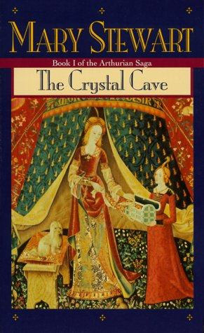 The Crystal Cave: Stewart, Mary
