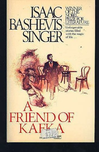 9780449206959: A Friend of Kafka