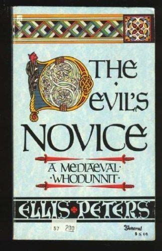9780449207017: THE DEVILS NOVICE
