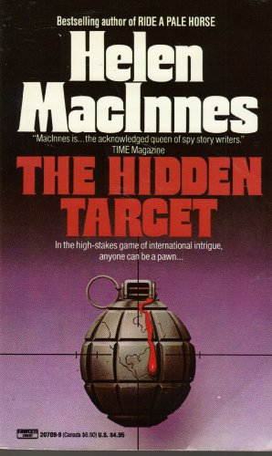 9780449207093: The Hidden Target