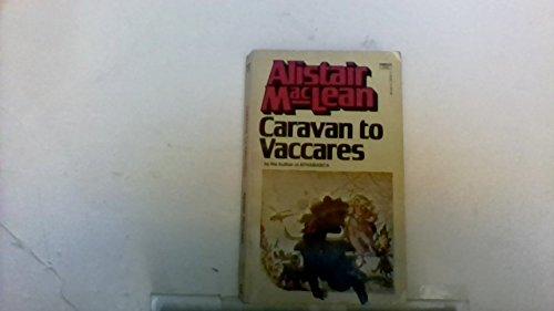 9780449207307: Caravan to Vaccares