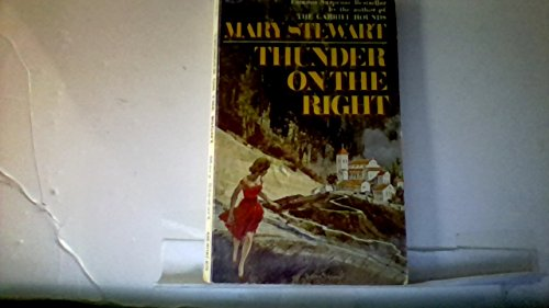 9780449207734: Thunder on the Right