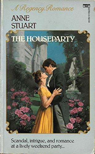 9780449207802: THE HOUSEPARTY