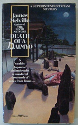 Death of a Daimyo (Otani): Melville, James