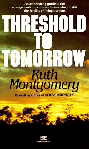 9780449208472: Threshold to Tomorrow