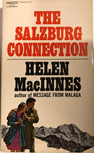 9780449208953: The Salzburg Connection