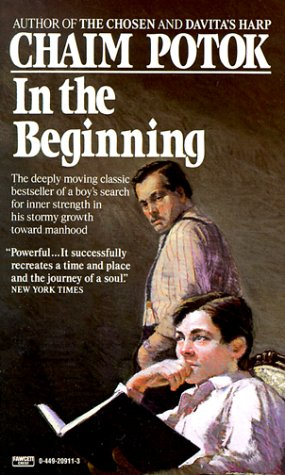 In the Beginning: Chaim Potok