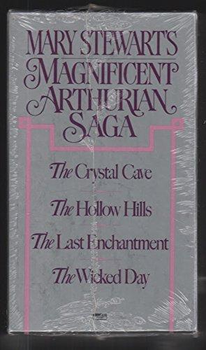 9780449209417: Mary Stewart's Magnificent Arthurian Saga / Boxed Set