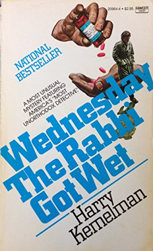 9780449209646: Wednesday the Rabbi Got Wet