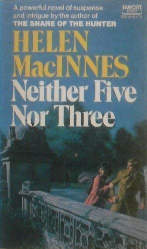 9780449209783: Neither Five nor Three