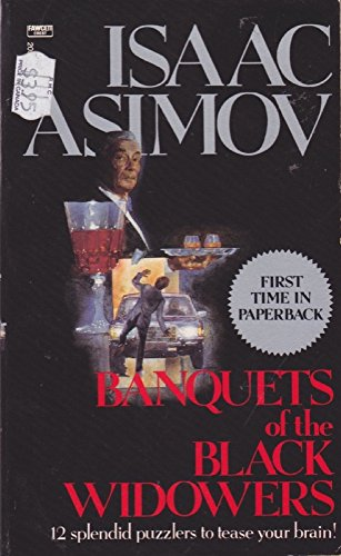 9780449209806: Banquets of the Black Widowers