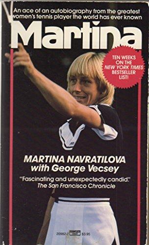 9780449209820: Martina